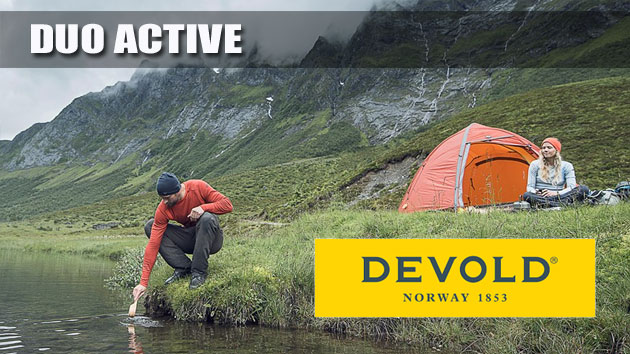 Devold Duo Active collection