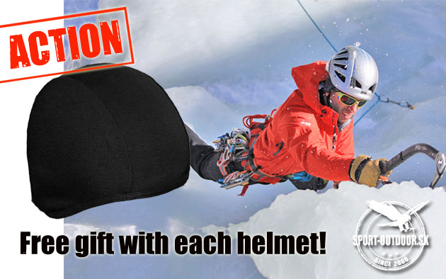 Get a free gift with each helmet!