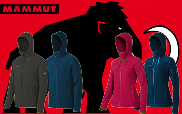 Special offer for Mammut Polar Jackets