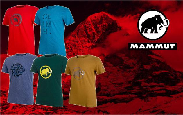 1b5734a69e tričká Mammut
