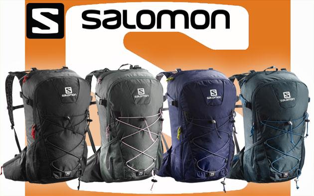 0c90ddc90f batohy Salomon Evasion 25