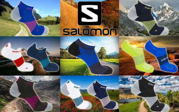 Ponožky Salomon fd58424b12