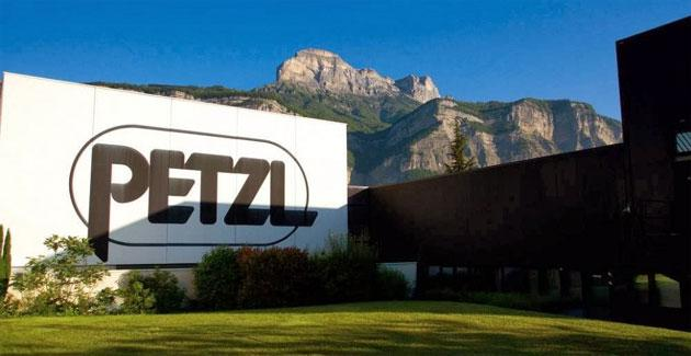 Petzl in Crolles, France
