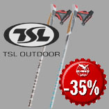 10.12. - TSL Outdoor Tactil Poles from 68.30 Eur!