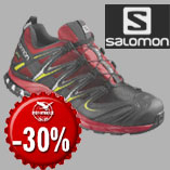 11.12. - Salomon XA Pro 3D Shoes with 30% discount!