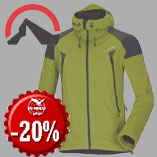 12.12. - Northfinder Jacket today with an extra 20% discount