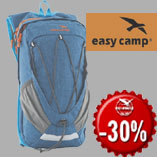 13.12. - Easy Camp backpacks with 30% discount