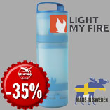 17.12. - Light My Fire Add-a Twist bottles with 35% discount.