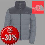2.12. - The North Face Nuptse Jacket today for 154,- Eur