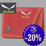 20.12. - Salewa Wallet with discount 20%