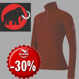 22.12. - Mammut Snow ML Half Zip v super cene 63,- Eur