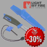3.12. - Light My Fire Knife today for 21,- Eur
