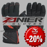 6.12. - Zanier gloves today with discount 20%