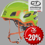 9.12. - Climbing Technology Orion Helmet today only 59.95 Eur.