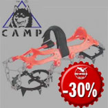 1.12. - crampons Camp Ice Master for 23.90 Eur!!!