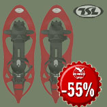 10.12. - Only today Snowshoes TSL 226 Evasion Rando for 69.90 Eur
