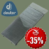 13.12. - Only today sleeping bag Deuter Space I with 35% discount!