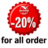 24.12. Only Today - Everything with 20% discount
