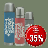 6.12. - only today thermobottles TSL Outdoor Flask with discount 35%