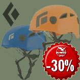 8.12. - Only today - helmet Black Diamond Half Dome with 30% discount.