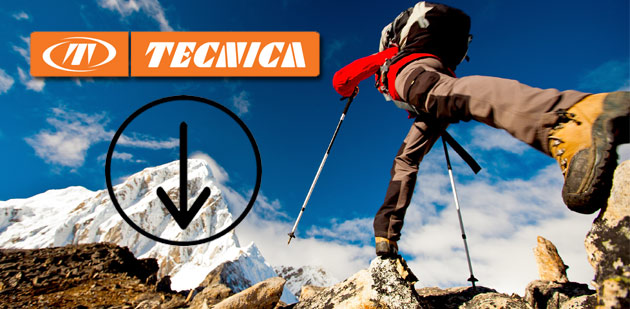 Outdoor shoes Tecnica