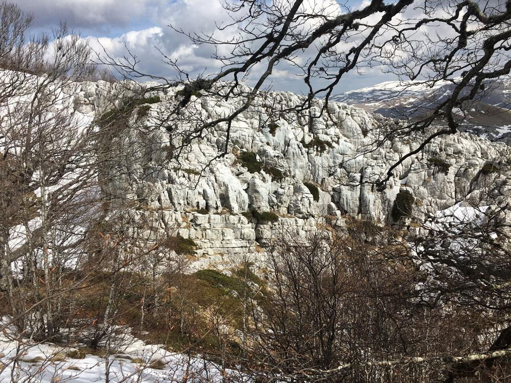 Dinara mountains - Croatia 3/2017