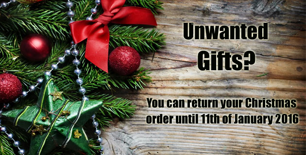 Unwanted Gifts?