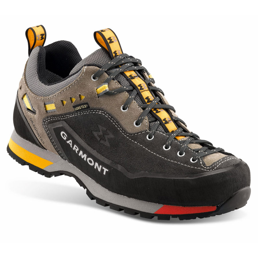 shoe Garmont Dragontail LT GTX shark/taupe