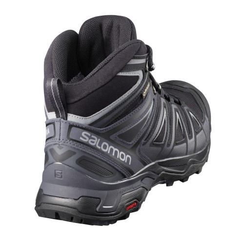 aa7f028c887 ... Kliknutím zobrazíte detail obrázku. obuv SALOMON X Ultra 3 Mid GTX  black (Obr. 0) ...