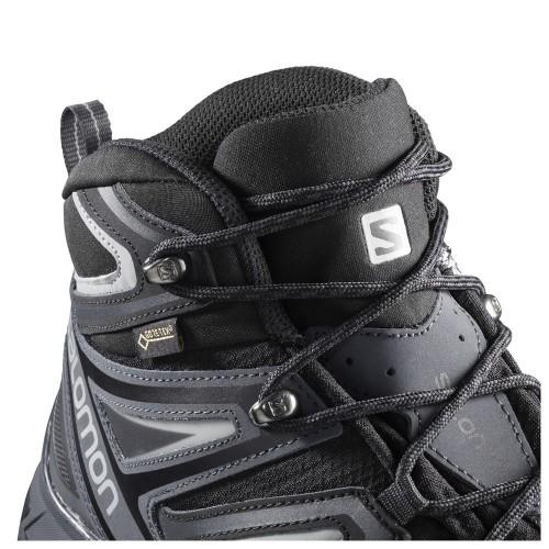 7a1342c5ba8 ... boty SALOMON X Ultra 3 Mid GTX black (Obr. 1) ...