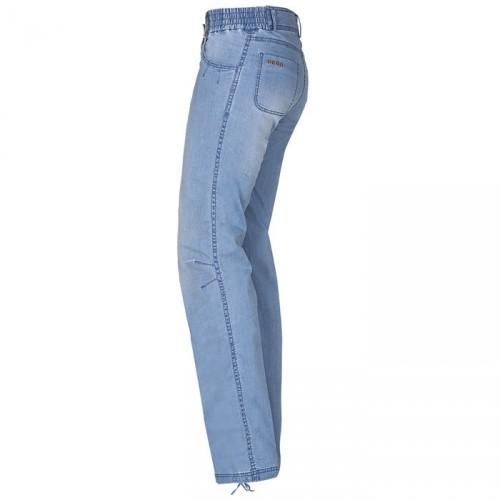 5a1704873be0 ... nohavice OCÚN Inga Jeans light blue (Obr. 2) ...