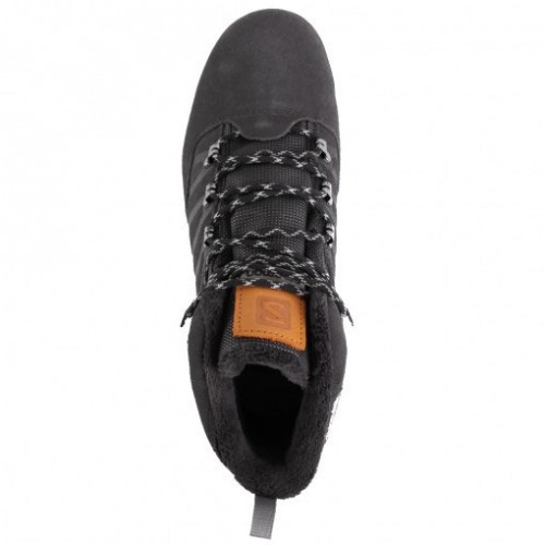 122c161f0259 výpredaj. obuv SALOMON Utility TS CSWP asphalt (Obr. 0) ...