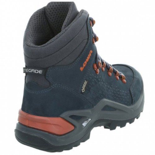 cd56f5fc55 shoe LOWA Renegade GTX Mid 20 navy copper (Obr. 0) ...