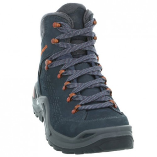 cf7c0396c0 ... shoe LOWA Renegade GTX Mid 20 navy copper (Obr. 1) ...