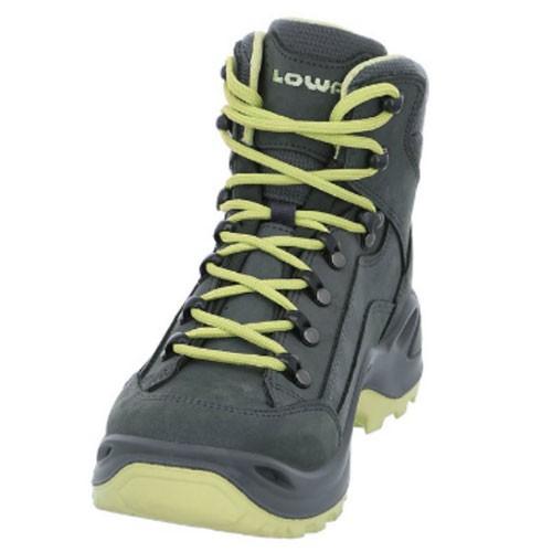 9ec0c9dfe4bc obuv LOWA Renegade GTX Mid Ws grey mint (Obr. 0) ...