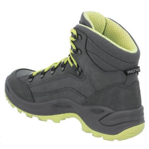 a7469e08428f ... obuv LOWA Renegade GTX Mid Ws grey mint (Obr. 1) ...