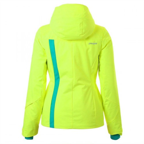 b2fe5fed89f8 bunda SPYDER Teremity Jacket W lemon (Obr. 0)