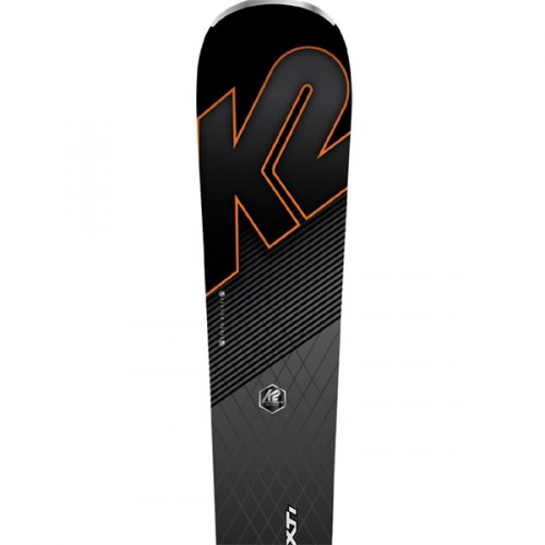 Lyže K2 Charger XTI + Marker M3 TCX 3-11.0