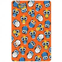 tubular 4FUN Owl Orange Kid