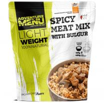 Meals and Sports Nutrition ADVENTURE MENU - Spicy Meat with Bulgur 107g