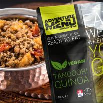 Meals and Sports Nutrition ADVENTURE MENU - Tandoori Quinoa Vegan