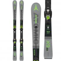 Ski skis ATOMIC Redster X9 WB + Atomic X12 TL