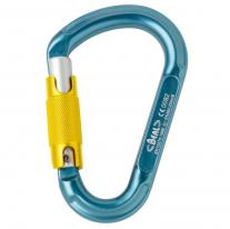 carabiner BEAL Be Lock 3-Matic blue