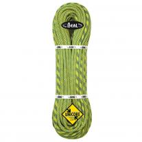 Laná, repky, slučky lano BEAL Booster III 9.7mm Unicore Dry Cover 60m anis