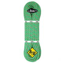rope BEAL Tiger 10.0 mm Dry Cover 60m green