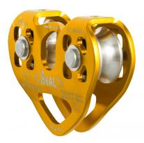 Pulleys double pulley BEAL Transf´Air Twin B