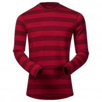 BERGANS Akeleie Shirt red/burgundy