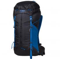 Backpack & Bag backpack BERGANS Helium 40 Solid Charcoal/Blue