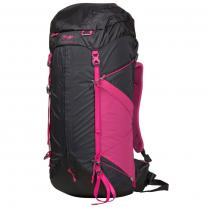 Backpacks to 60L backpack BERGANS Helium W 55 hot pink