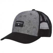 Caps and hats BLACK DIAMOND BD Trucker Hat Chambray/Black